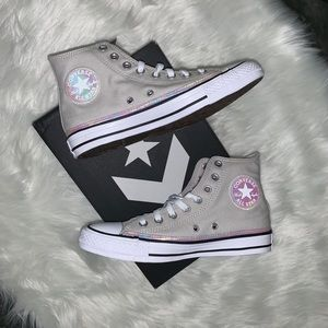 "Converse Chuck Taylor ""Pale Putty"" W8.5"